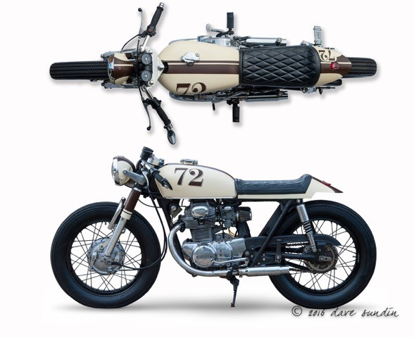 Yamaha XS650 Parts Vintage