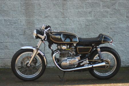 1979 Yamaha XS650 Special II