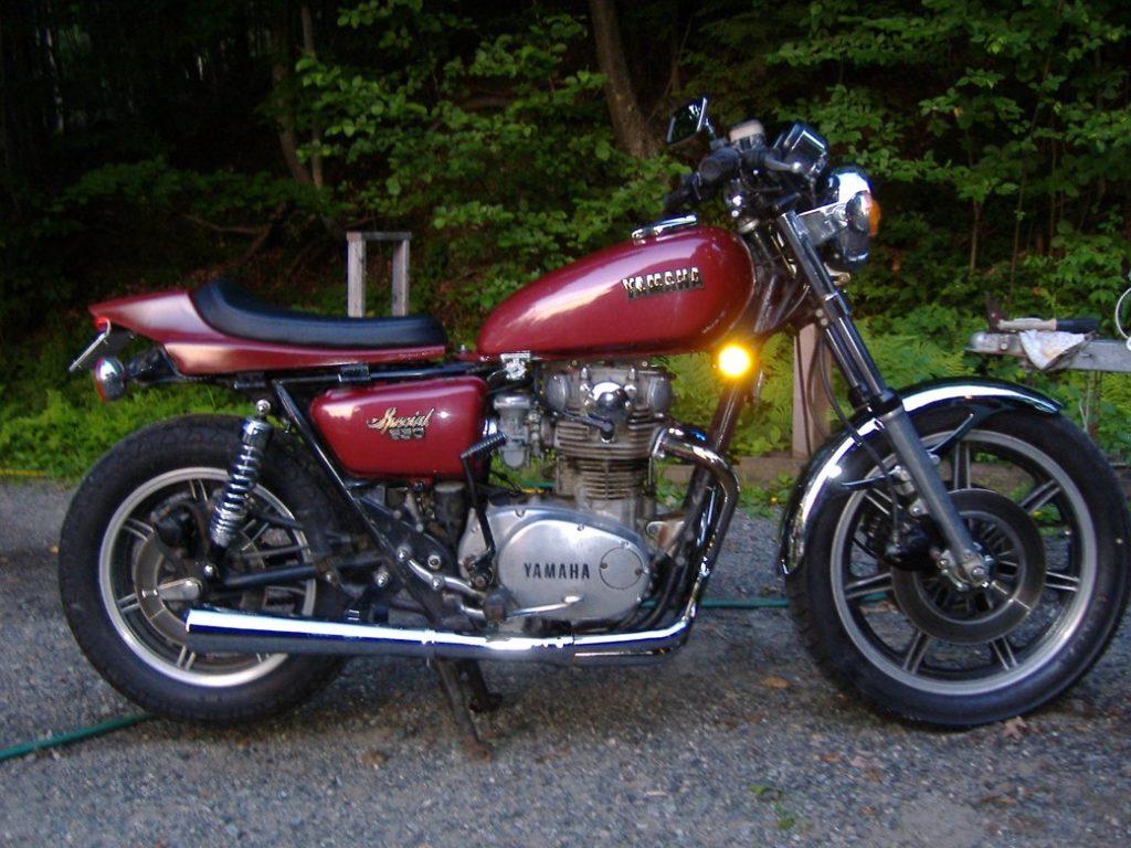Yamaha XS650 Parts & Vintage Yamaha Parts - MikesXS com