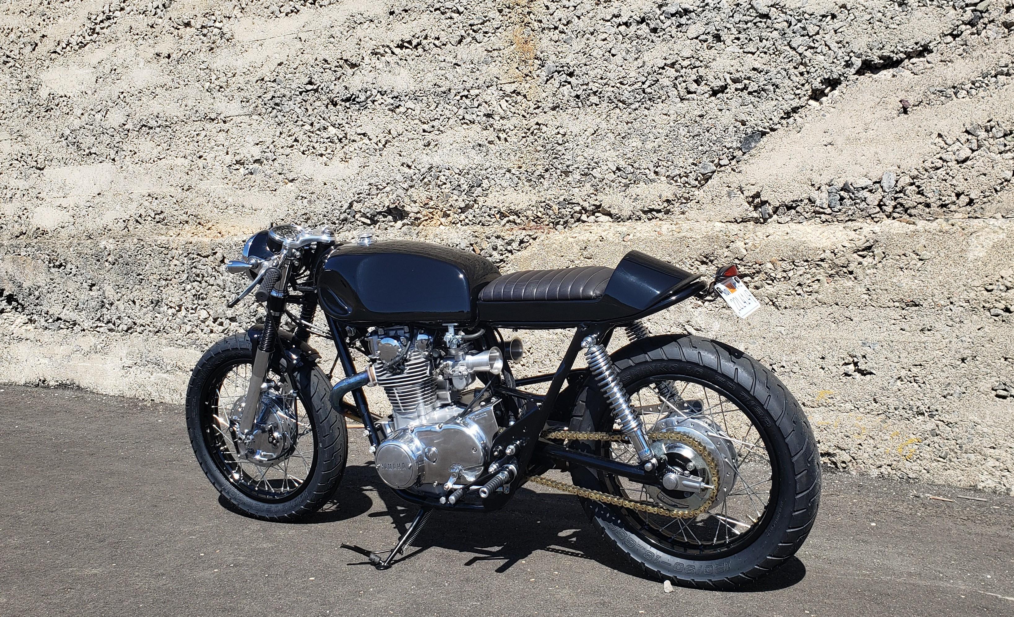 1980 Yamaha XS650 MikesXS Customer Build