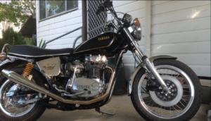 1980 Yamaha XS650 Special Graham