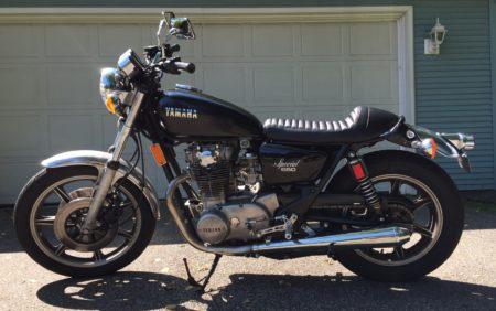 1981 Yamaha XS650 Special