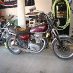 1981 Yamaha XS650h