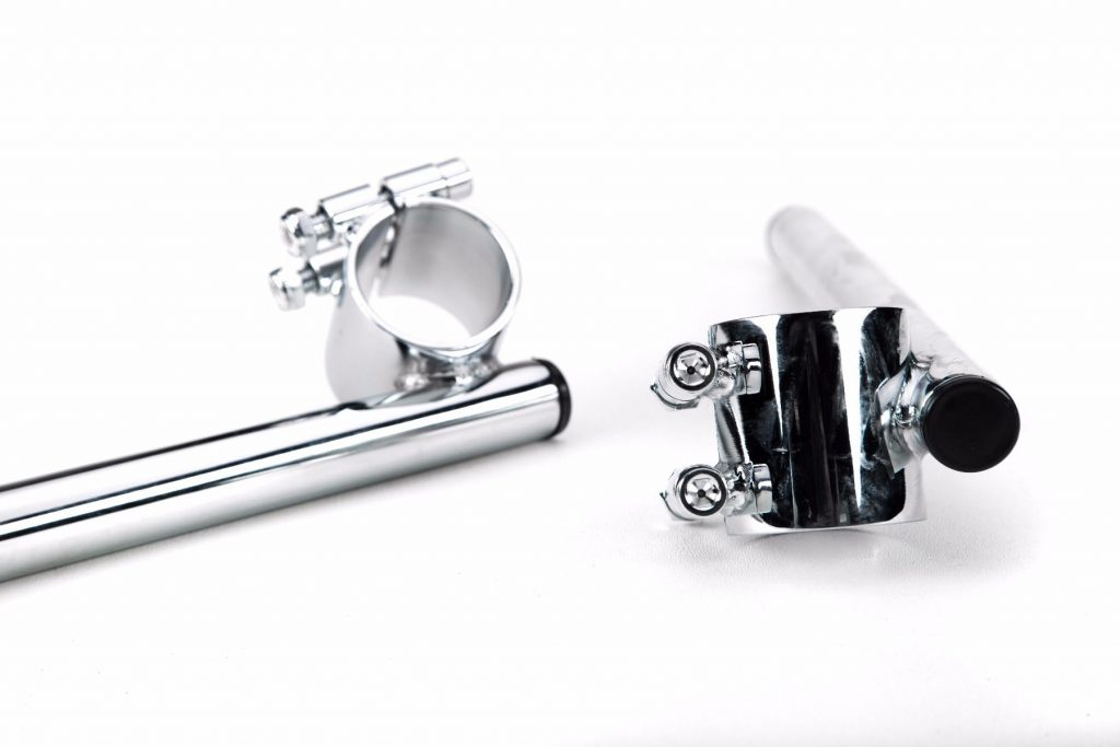25-1110 handlebars clip on 41mm chrome