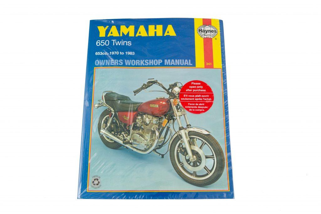35-0650 Haynes Service Manual Yamaha XS650