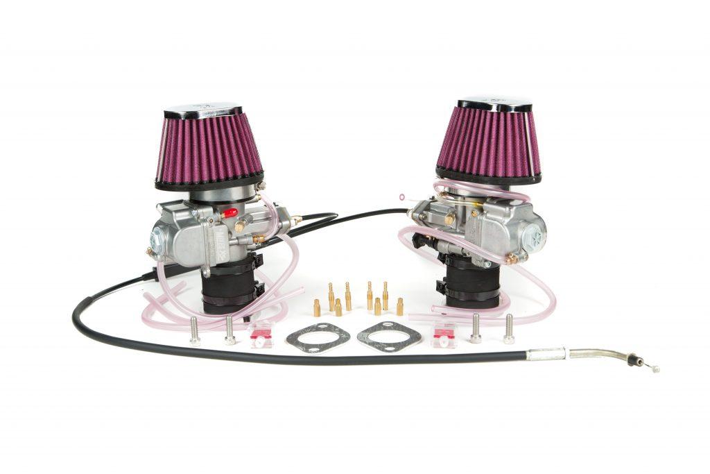MikesXS Carburetor Conversion Kit Assembled XS650 XS Performance