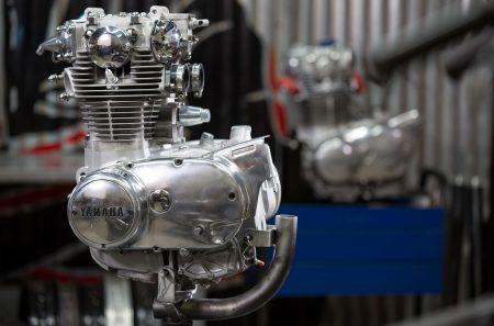 Yamaha XS650 Engine Rebuild
