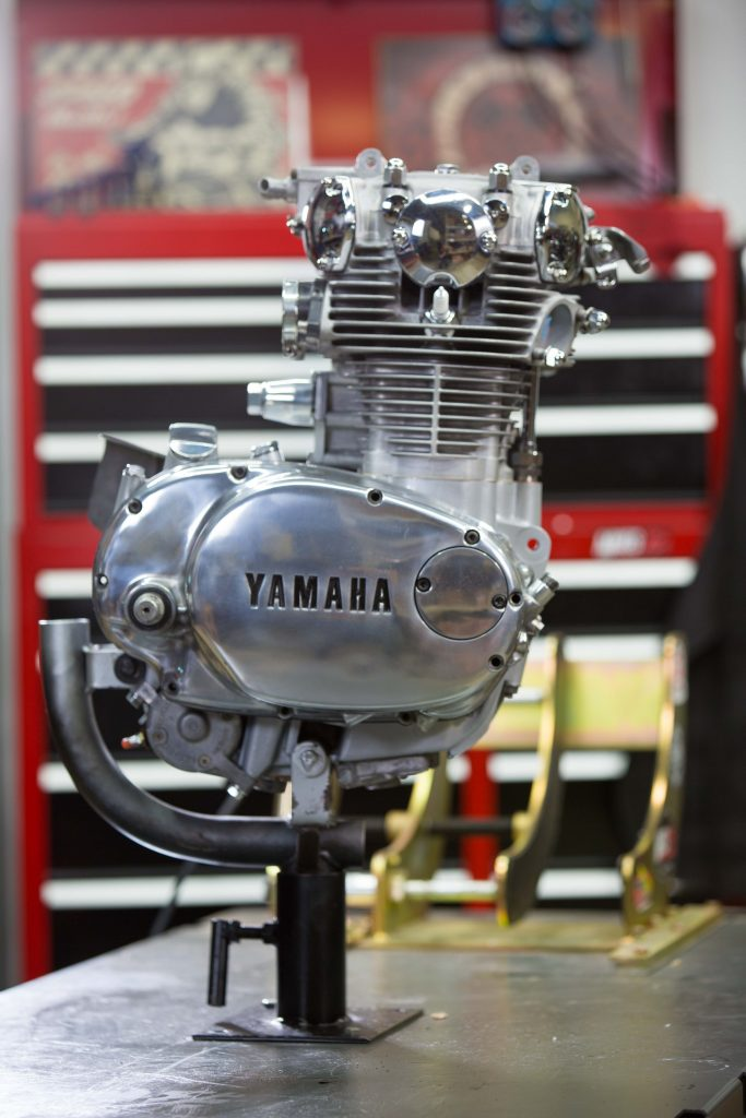 Yamaha XS650 Parts & Vintage Yamaha Parts - MikesXS.com on