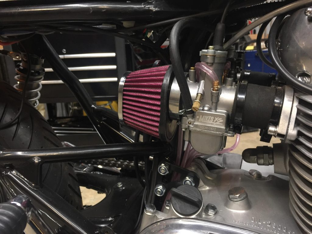 MikesXS Carb Conversion Kit XS650