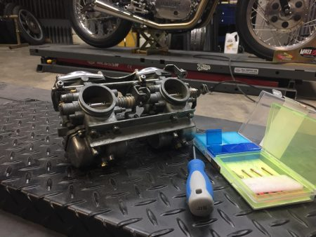 MikesXS Yamaha Carb Kit