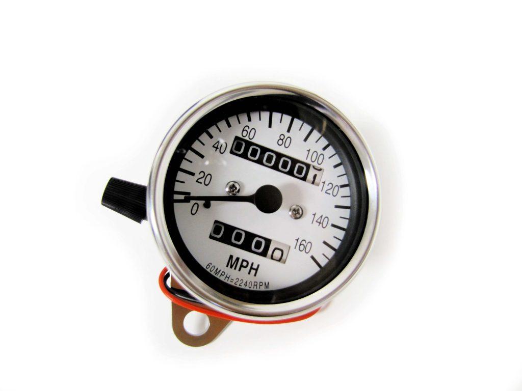 MikesXS Mini Speedometer Yamaha XS650
