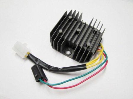 xscharge pma rectifier voltage regulator