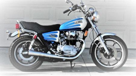 Yamaha 1980 XS650 Special MikesXS customer build Ken B Idaho