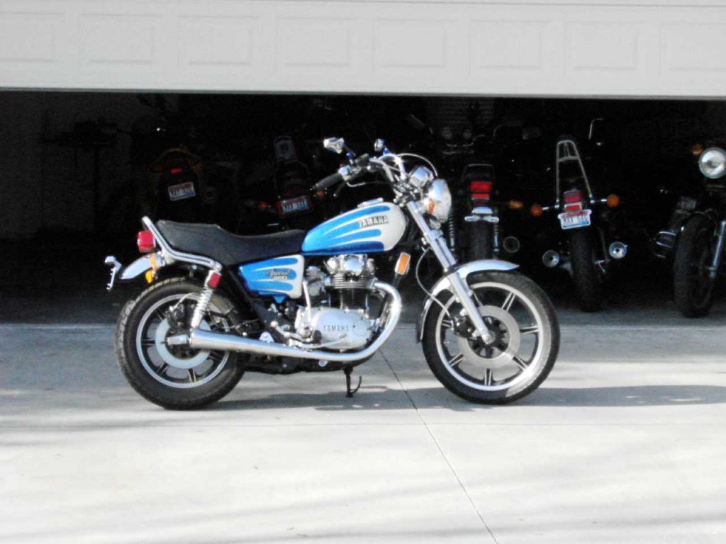 Yamaha 1980 XS650 Special MikesXS customer build Ken B Idaho