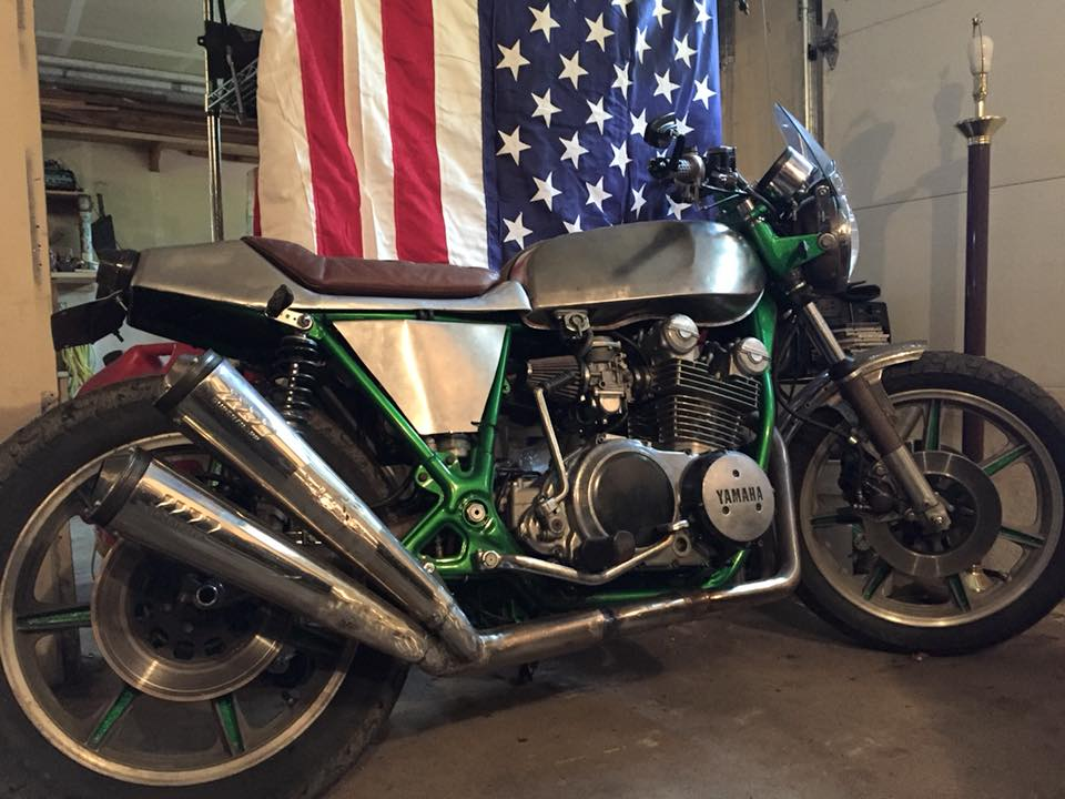 Custom XS1100 By Nathan A