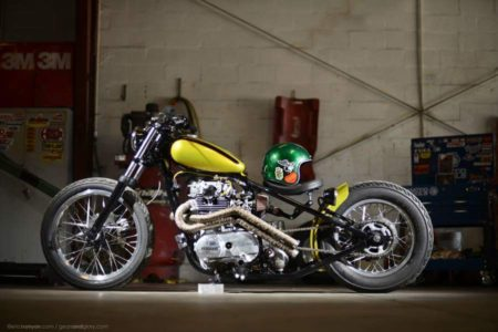 Yamaha XS650 MikeXS