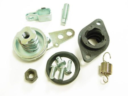 clutch push screw and housing assembly kit