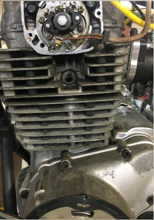 xs400 ignition