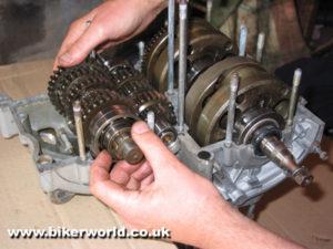 XS650 Engine Part 3 Image 5