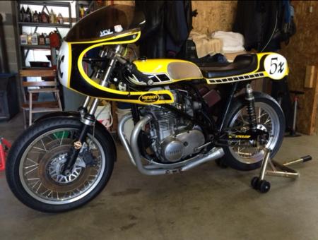 Yamaha 750 John E