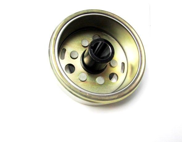 Charging System: 1970-79 Rotors, Stators, Regulators and Brushes
