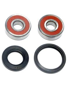 Wheel Bearings, Wheel Seals and Axles