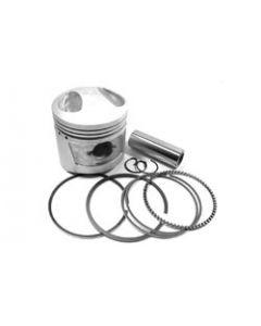 256 Piston Kit 2nd. OS ( 0.50mm.) 70-73