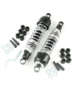 Shock Absorber Set - 12 3/4 inch (325mm) Eye To Eye - Monza