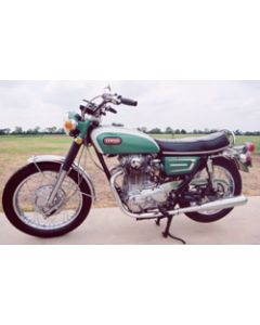 Complete Replica 70-73 Exhaust Syst