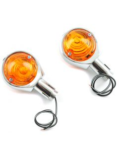 Turn Signal - OX Eye Bar - XS650