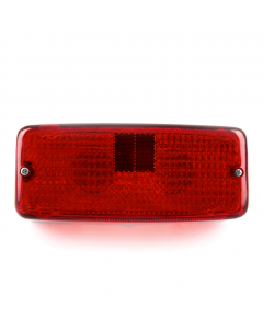 Tail Light Assembly - Long Rectangular Type