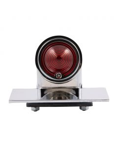 Tail Light Assembly - Sparto - Chrome Alloy Mount