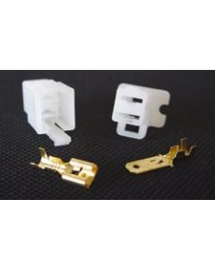 Wire Connector Set w/Terminals - 2 Space