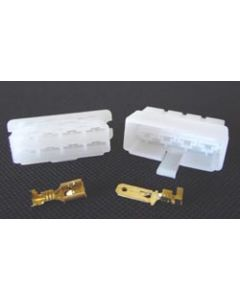 Wire Connector Set w/Terminals - 8 Space