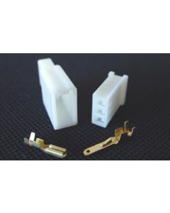 Wire Connector Set w/Terminals - 3 Space