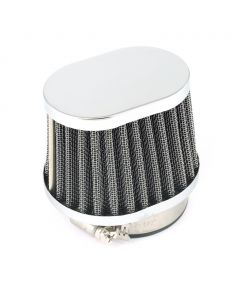 Air Filter - Pod - 52mm - Oval - Tapered