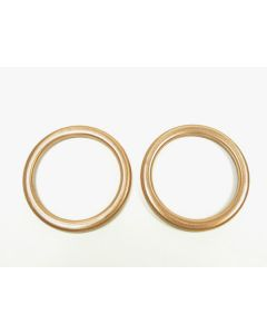 Drain Plug Gaskets - Copper - Pkg 2
