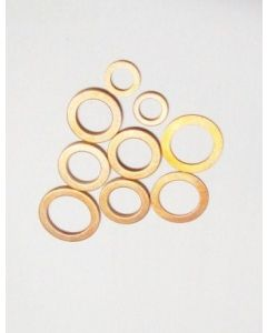 Top End Copper sealing Washer Kit-9pc