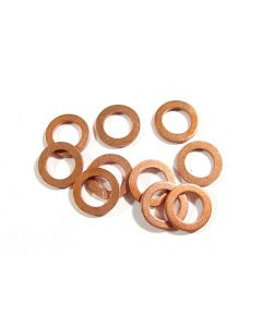 Copper Washers - (Pk/10) filter/Cooler
