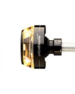 Turn Signal - M-Blaze Disc - Left - LED - 7/8 inch and 1 inch Handlebars