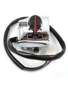 Switchblock - Handlebar - RH - XS650
