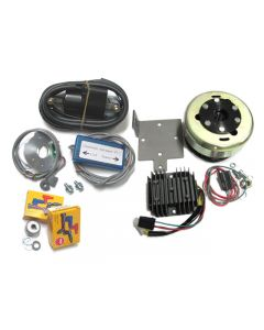 Basic Electronic Ignition with E-Advancer/XSCharge PMA Package