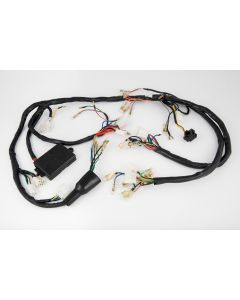 Wire Harness - Main - XS650SE