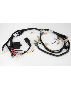 Wire Harness - Main - XS650 2F - XS650 SF
