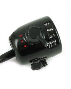 Switchblock - Handlebar - RH - XS650B - TX650A
