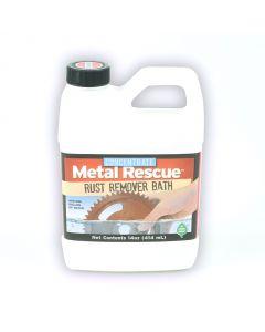 Workshop Hero Metal rescue Bath 14oz Concentrate - Makes 1 Gallon