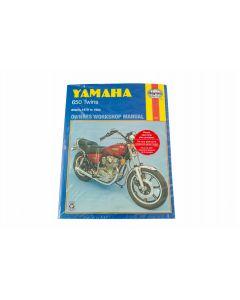 Manual - XS650 - Haynes