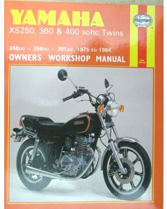 Manual - XS250 - XS360 - XS400 - Haynes
