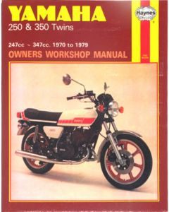 Manual - DS7 - RD250 - RD350 - Haynes