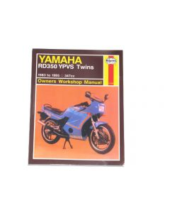 Manual - RD350 - RZ350 - Haynes
